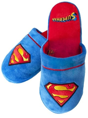Supermantofflor